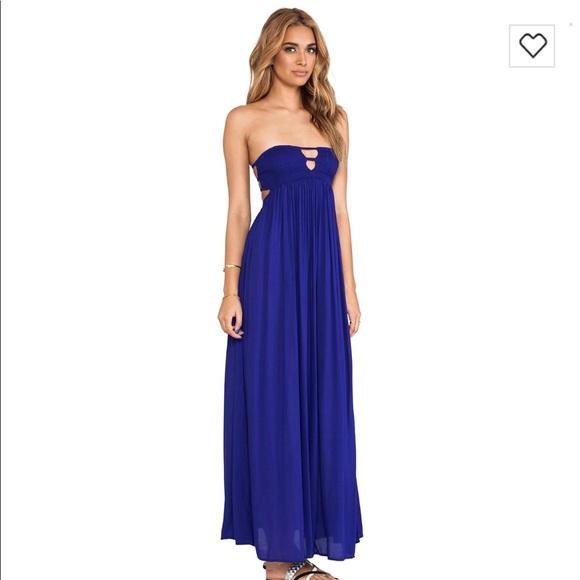 6878c9b97b4 Indah Dresses   Skirts - Indah Smocked Bandeau Maxi